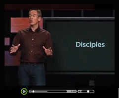 Disciple of Christ - Watch this short video clip