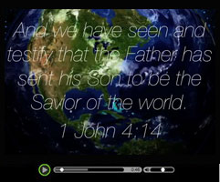 Savior of the World Video